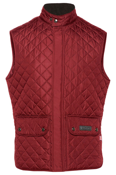 , The Waistcoat Quilted Vest