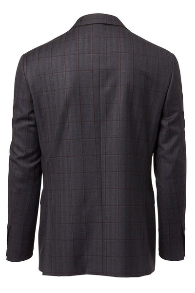 Canali, Windowpane Suit