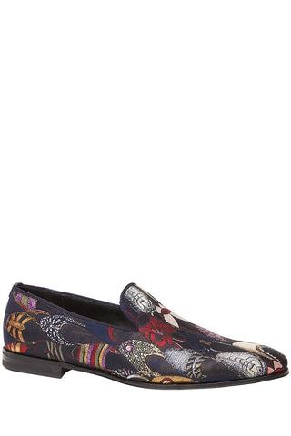 Blondie Jacquard Loafers