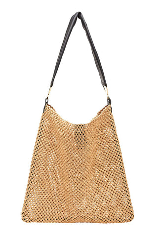 Arron, Crochet Shoulder Bag