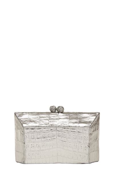 Nancy Gonzalez, Gramercy Crocodile Clutch