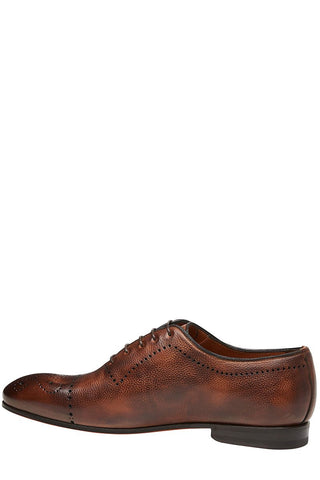 Bontoni, Brera Perforated Oxford Shoes