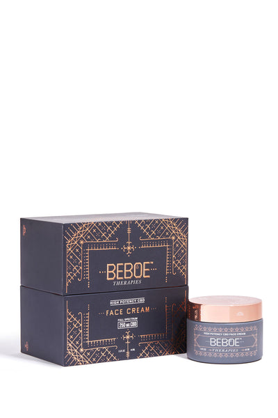 Beboe Therapies, High Potency CBD Face Cream