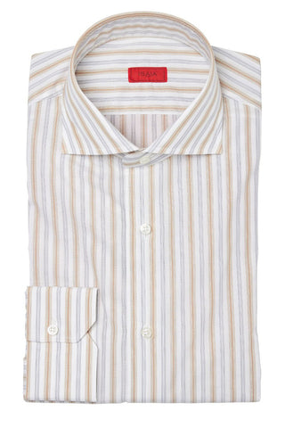 ISAIA, Shadow Stripe Dress Shirt