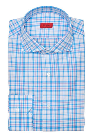 , Mix Plaid Sportshirt