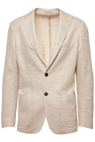 Jersey Stretch Soft Blazer