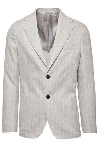 Herringbone Soft Jacket