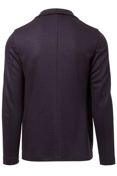 Harris Wharf London, Checked Wool Blazer
