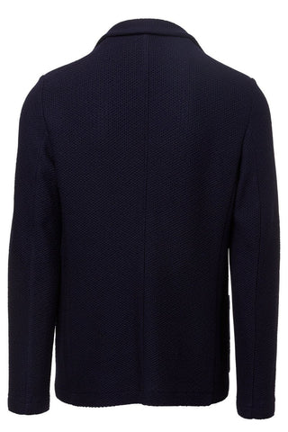 Harris Wharf London, Crochet Blazer Sweater
