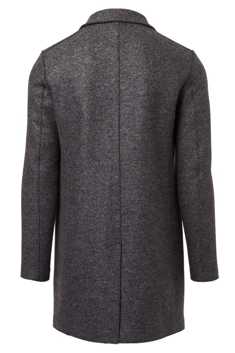 Harris Wharf London, Wool Overcoat