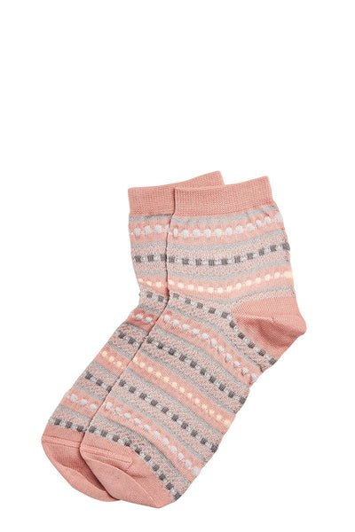 Missoni, Dotted Stripe Ankle Socks