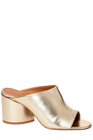 Caren Metallic Mules