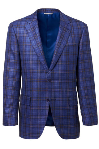 Canali, Prince of Wales Check Sportcoat