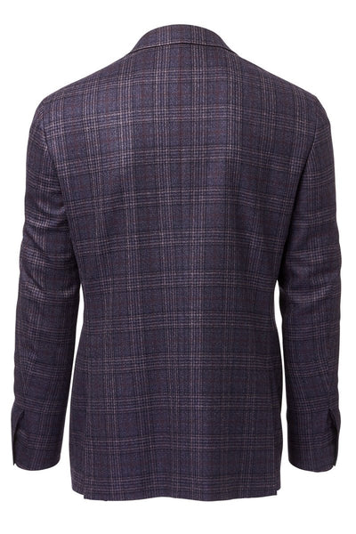 Canali, Overplaid Sportcoat
