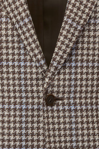 Canali, Houndstooth Sportcoat