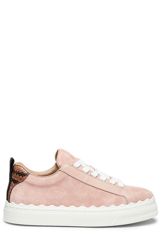 Lauren Suede Sneakers