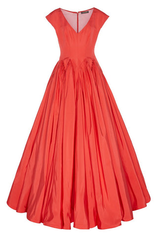 Zac Posen, Full Skirt Ball Gown