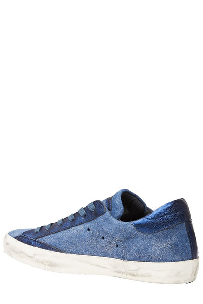 Paris Mixtage Glitter Sneakers