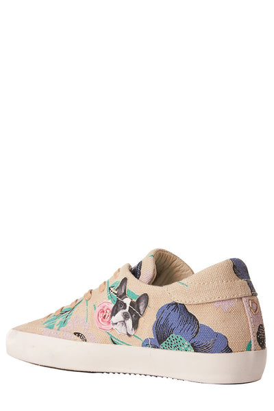 , Paris Bulldog Sneakers