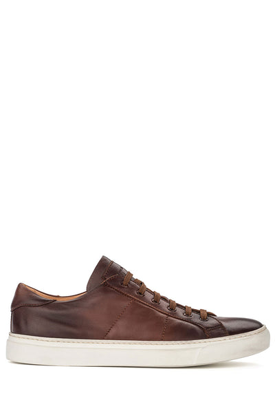 Colton Leather Sneakers