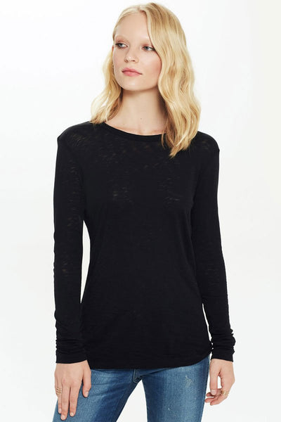 Goldie, Signature Slub Long Sleeve Tee