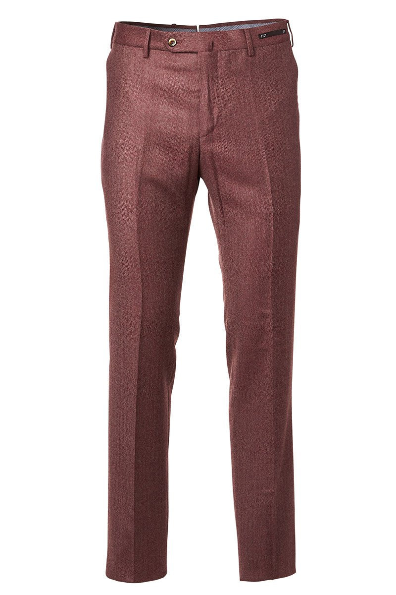 Herringbone Business Trousers