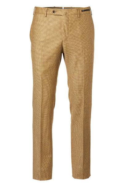 , Mini Herringbone Trousers