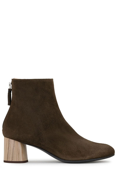 Back Zip Iconic Bootie