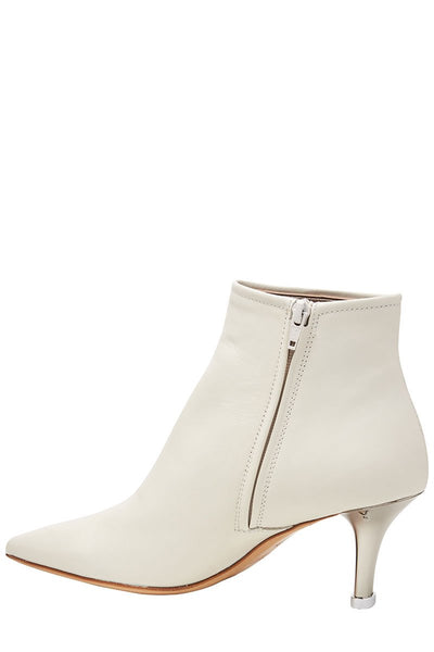 AGL, Sharp Leather Ankle Boots