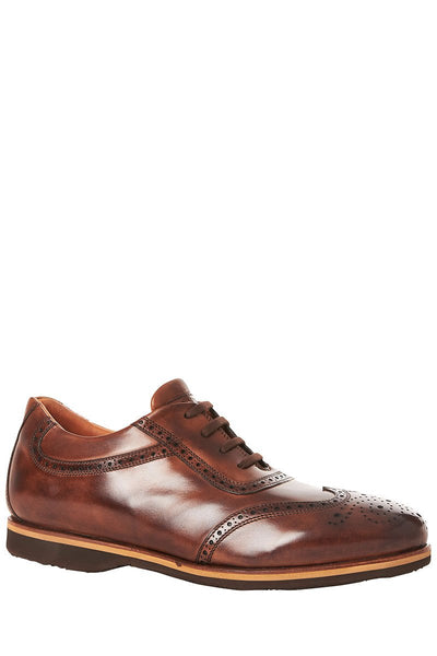 , Dinamico Leather Sneakers