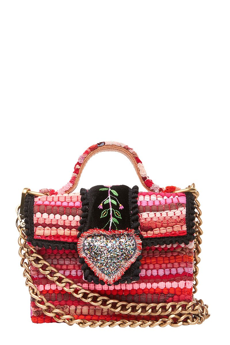 Petite Divine Shoulder Bag