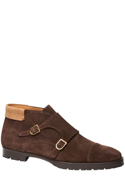 , Brera Double Monk Boots