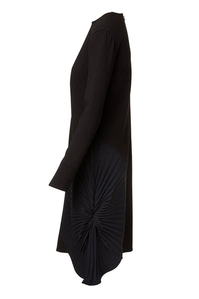 Victoria Beckham, Pleat Panel Shift Dress