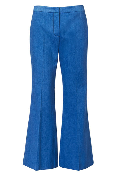 Derek Lam, Denim Flared Trousers