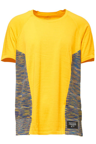 Yellow Running T-Shirt