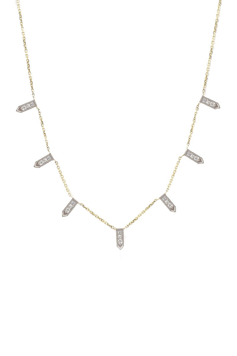 Ashley Zhang, Petite Fringe Necklace