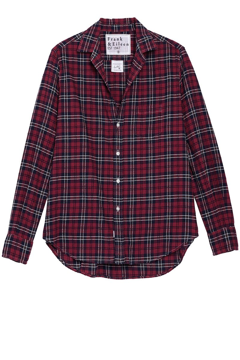 Eileen Polar Flannel Shirt