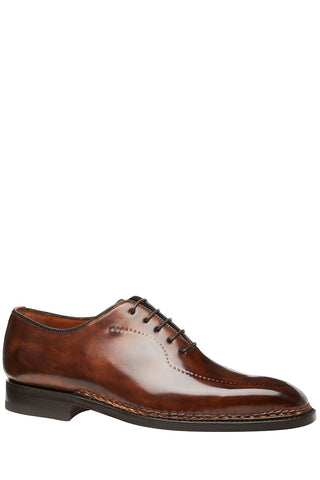 Bontoni, Reverse Stitch Norwegian Shoes