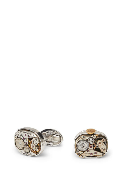 Jan Leslie, Gears Cufflinks