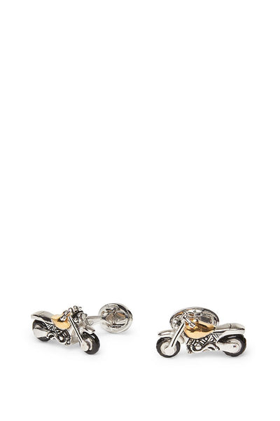 Jan Leslie, Motorcycle Cufflinks