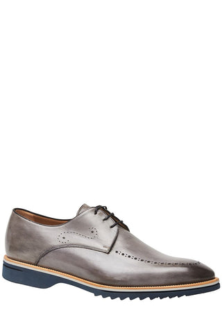 Francesco Benigno, Perforated Lace-Up Shoes
