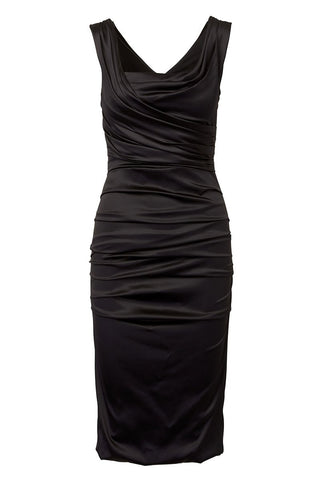 Dolce & Gabbana, Ruched Sheath Dress