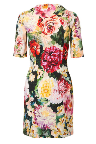 Dolce & Gabbana, Poppies & Flowers Dress