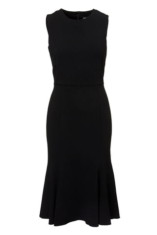 Dolce & Gabbana, Flounce Midi Dress