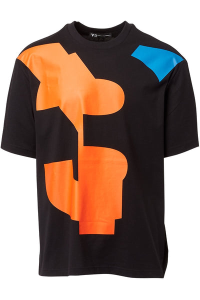 Y-3, Graphic Logo Tee