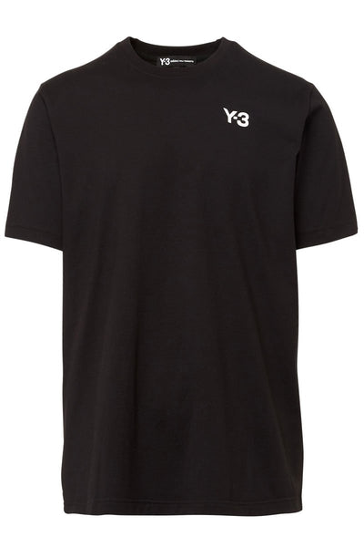 Y-3, Block Graphic Tee