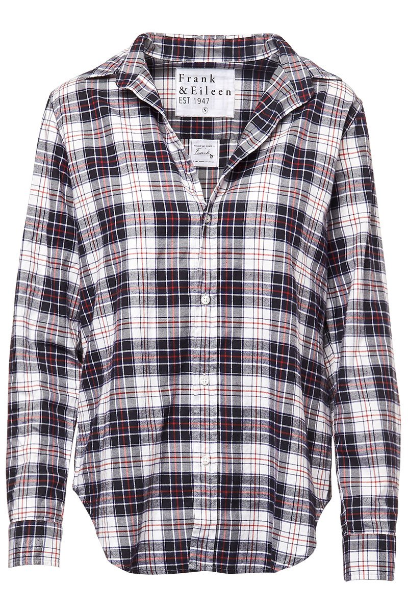 Frank & Eileen, Frank Plaid Shirt