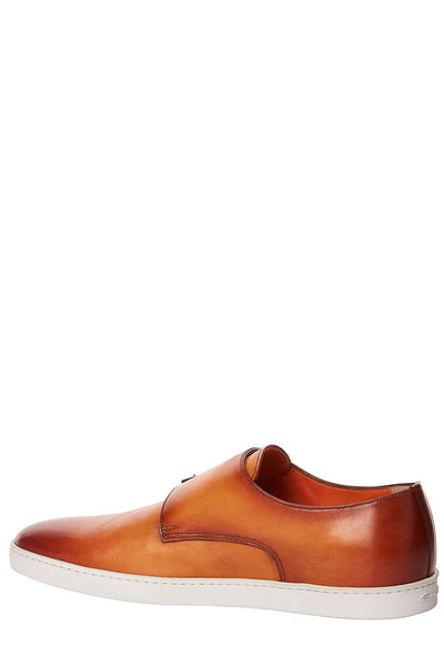 Santoni, Fremont Double Monk Shoe