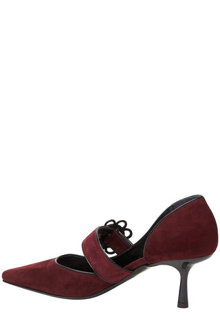 Fabrizio Viti, Daisy Buckle Pumps