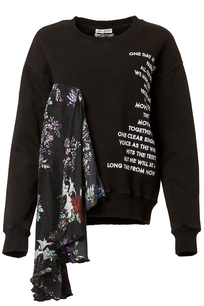 Each X Other, Scarf Sweatshirt